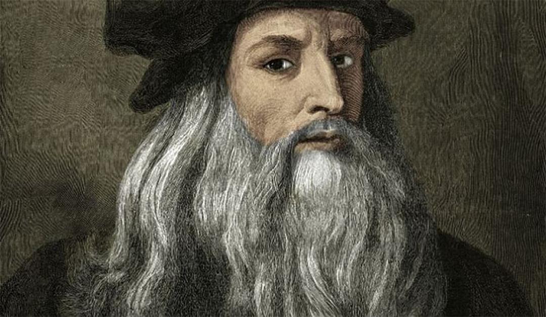 Leonardo da Vinci.. – Hikaye Oku