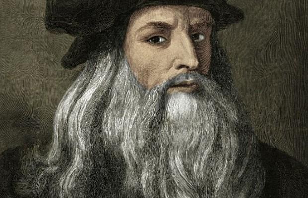Leonardo da Vinci.. - Hikaye Oku