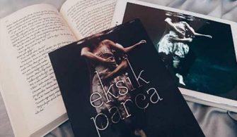 Kitap Önerisi Eksik Parça - Michelle Hodkin