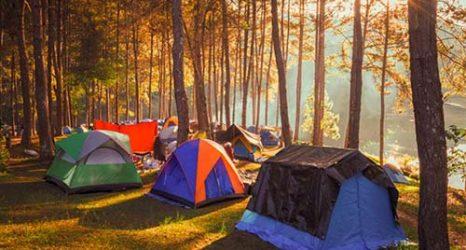kamp hazırlığı