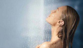 saçınızı sıcak suyla yıkamayın