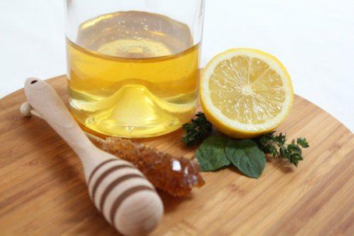 Bal, Limon ve Şeker Maskesi tarifi