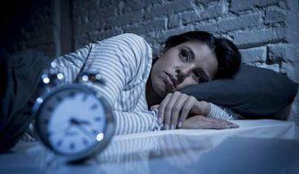 uyku problemi tedavisi