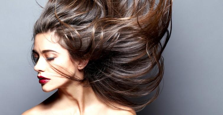 fındık yağı ile saç bakımı