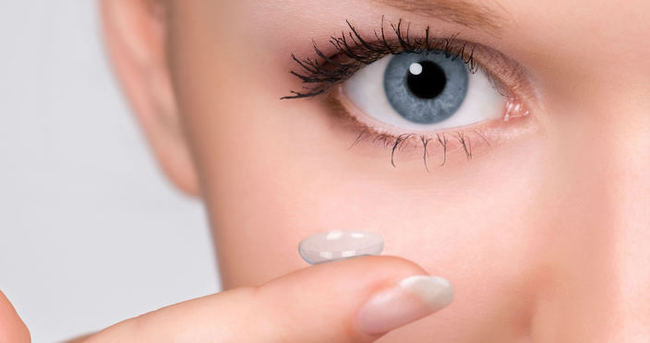 sağlıklı gözler için lens kullanımı