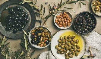 Zeytin Yiyerek Kilo Verin (Sağlıklı Kalın)