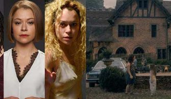 Dizi Önerisi - Orphan Black - The Haunting of Hill House tepedeki ev