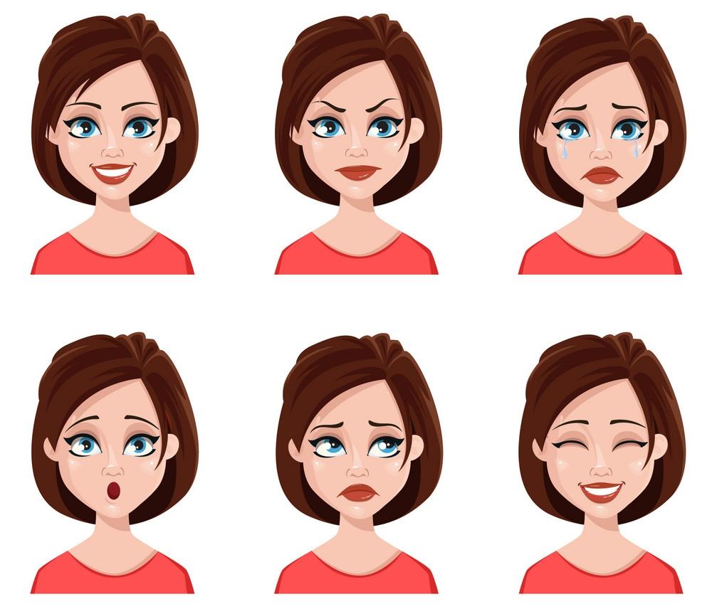 kaşların ifademiz üzerindeki etkisi