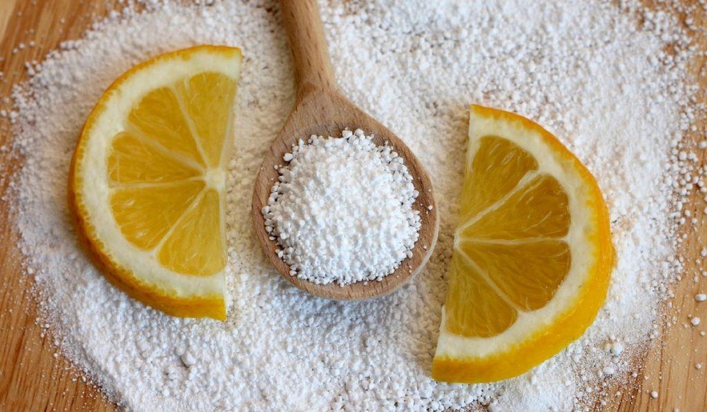 limonla tuzun tüylere etkileri
