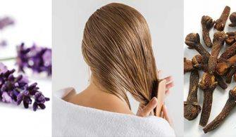 saç dökülmesine bitkisel çözüm
