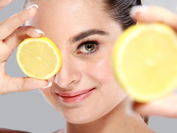 limonun ciltteki etkisi
