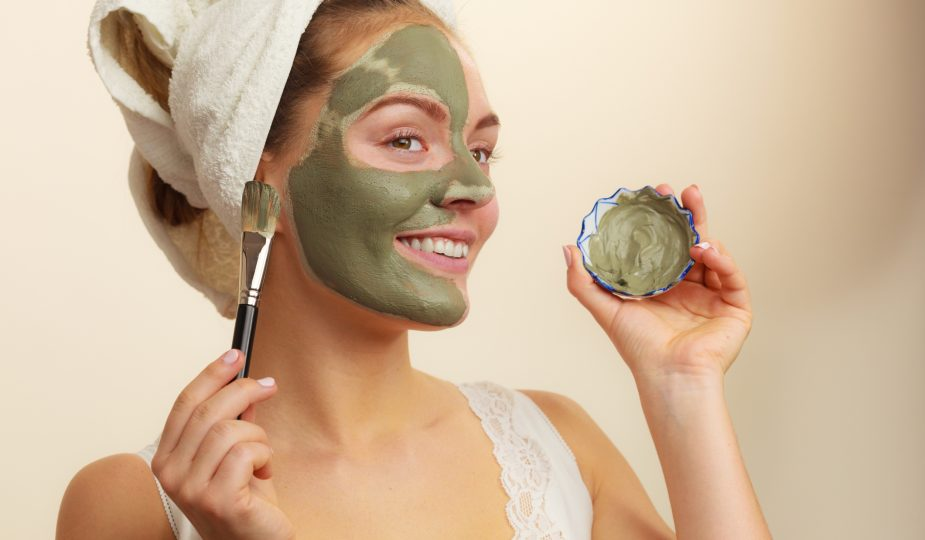 Yağlı ciltler için maskeler