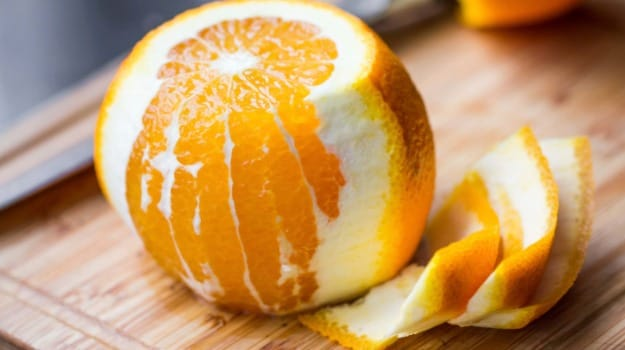 portakal ile güzellik maskesi