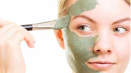 doğal maske yapımı