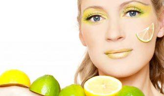 Limon Suyunun Cilde Faydaları